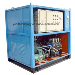 Hpu-120-Em Electric Motor Drive Hydraulic Power Unit for Oil and Gas Drilling Rig/Other Hydraulic Equipment/Customized pictures & photos