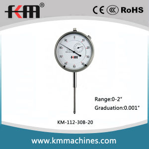 High Quality Wide Range Dial Indicator Professional Supplier pictures & photos