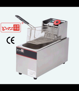 Commercial Electric Used Deep Fryer Machine/ Chicken Fryer Machine/Potato Chips Fryer Machine Price pictures & photos