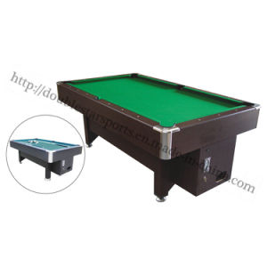 Coin Operate Fuction Billiard Pool Table 7FT 8FT 9FT Cheap Price pictures & photos