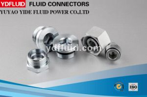 Hydraulic Adapter Bsp Male Hydraulic Plug pictures & photos