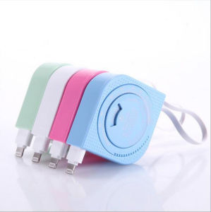 Charging Cable for Two-in-One Apple Android Mobile Phone Data Cable pictures & photos