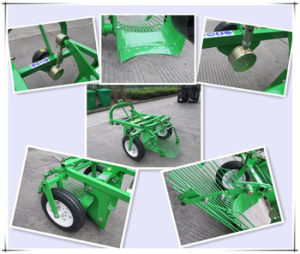 Small Tractor One-Row Sweet Potato Digger pictures & photos