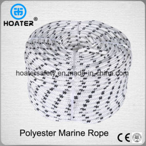 Multifunctional High Strength 3 Strand Polyester/PP Twisted Rope