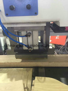 Newest Design Automatic Solid Wooden Door Manufacture Machine Tc-80mtl pictures & photos
