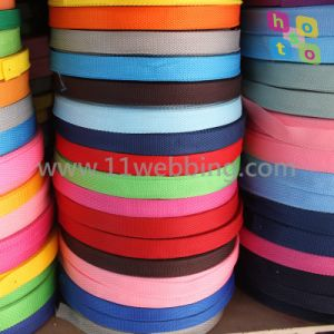 Colorful PP Polypropylene Webbing for Bag School Bag Strap pictures & photos