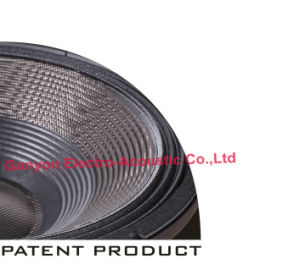 "Gw-1806na 18""-1000W Neodymium Subwoofer, Carbon Cone pictures & photos"
