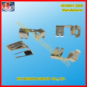 Custom Stamping Electrical Contact (HS-BC-035) pictures & photos