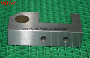 CNC Lathe Machined Part with Sandblasting Machining Part Heat Treatment pictures & photos