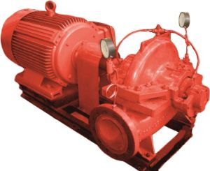 Water Supply Fire Fighting Pump pictures & photos
