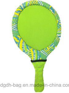 Logo and Design Can Be Customized Poplar Beach Tennis Racket pictures & photos