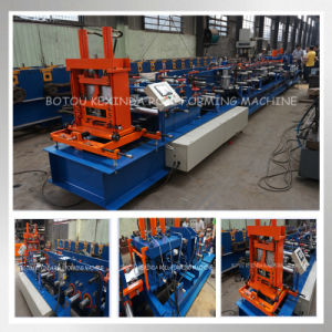 Metal Sheet C Channel Roll Forming Machine Manufaturer pictures & photos