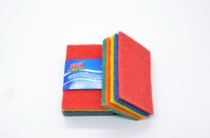 Commercial Buffing Abrasive Scour Scrubber pictures & photos