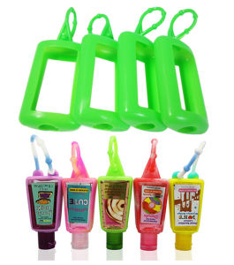 China 30 Ml Portable Washable Silicone Perfume, Cosmetic, Hand Sanitizer Bottle Bottle Holder pictures & photos