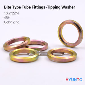 Bite Type Tube Fittings-Tipping Washer