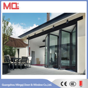 Large Aluminum Lowes Bifold Door for Balcony pictures & photos