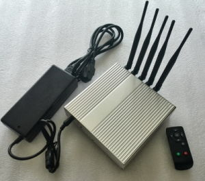 5 Bands 3G 4G Phone Jammer Lojack Jammer GPS Jammer WiFi Jammer pictures & photos