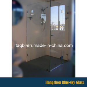 10mm Shower Toughened Glass with Australian Certificate