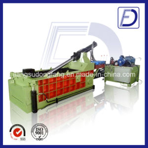 Hydraulic Copper Tubes Wires Baling Press Machine pictures & photos