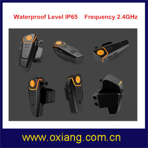 IP65 Motorcycle Helmet Bluetooth Headset Support A2dp and Avrcp pictures & photos