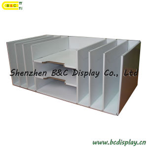 Cardboard Cubbyhole, Paper Pigeonhole, Office Stationery, Counter Shelf, Table PDQ (B&C-D040) pictures & photos