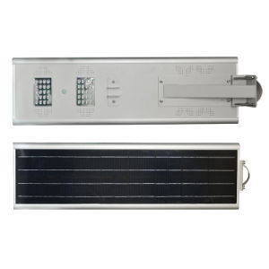 40W Solar LED Street Light with High Brightness pictures & photos
