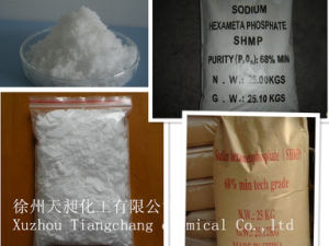 SHMP Sodium Hexametaphosphate 68% Purity pictures & photos