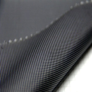 50*50D Memory Fabric Chemical Fiber Woven Fabric Jacquard Twill of Coat Jacket Garment Fabric (FKQ-07063)