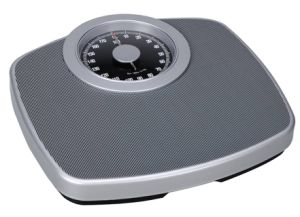 Bathroom Anti-Slip Mechanical Type Weighing Scale with 2 Measurements pictures & photos