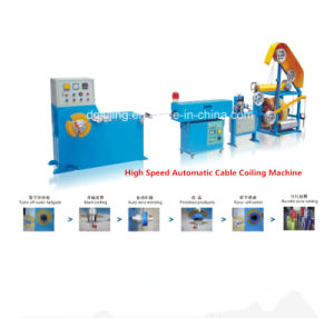 High Speed Automatic Cable Coiler Machine pictures & photos