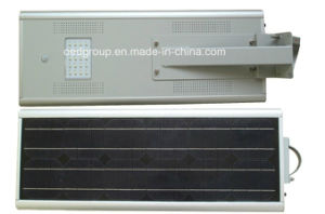 Energying Saving 25W All in One Solar LED Street Light pictures & photos