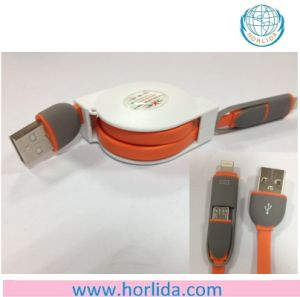 USB Cable for Smartphone and Apple Product