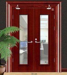Wooden Fire Door with Britain Standard Bm Trada pictures & photos
