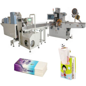 Pocket Tissuess Sealing Converting Packing Machine pictures & photos