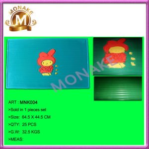 Auto Accessories Car Carpet Mats (MNK004) pictures & photos