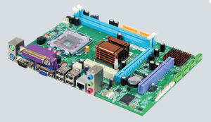 Esonic LGA775 Mainboard Motherboard G41CDL2 Ultra, Made by Itzr Group pictures & photos
