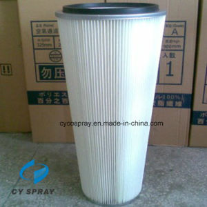 Square Industrial Power Filter Dust Cartridge Air Dust Filter pictures & photos