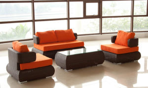 Outdoor Furniture, Garden Furniture, Rattan Sofa Set (BZ-SF075)