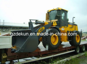 Heavy Duty XCMG 5ton Wheel Loader Zl50g for Sale