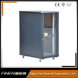"Beijing Finen 19"" Server Cabinet Data Center Enclosure pictures & photos"
