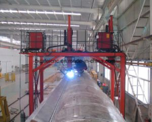 Gantry Type Welding Machine for Special Shape Tank pictures & photos