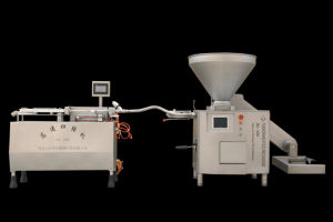 Good Price Commercial Sausage Making Machine/Sausage Production Line pictures & photos