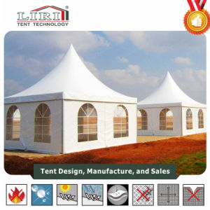 Movable Metal Roof Small Gazebo Canopy Tent for Backyard Gathering Events pictures & photos