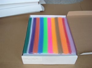 Steel Document Spiral Book Binding Wire pictures & photos