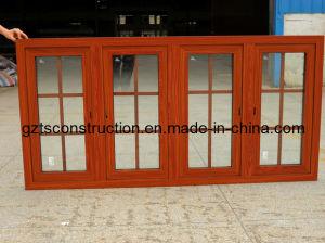 European Style Aluminum Casement Window with Double Glazing pictures & photos