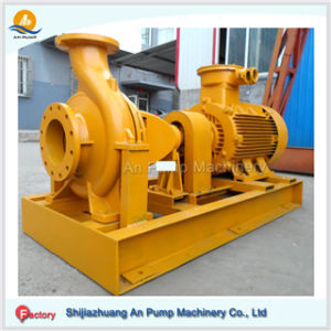 Large Capacity High Head Centrifugal Horizontal End Suction Water Pump pictures & photos