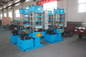 EVA/PE Foam Press/ Vulcanizing Press/Rubber Vulcanizing Press pictures & photos