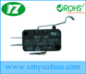 16A Safety Limit Micro Switch pictures & photos