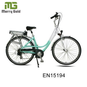 Buy Low Price Woman Electric Bike in China pictures & photos