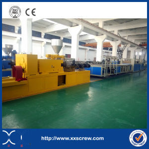 Sjsz Type Twin Screw Plastic Extruder pictures & photos